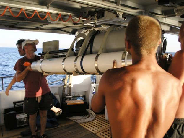 Autonomous Underwater Vehicles (AUV)