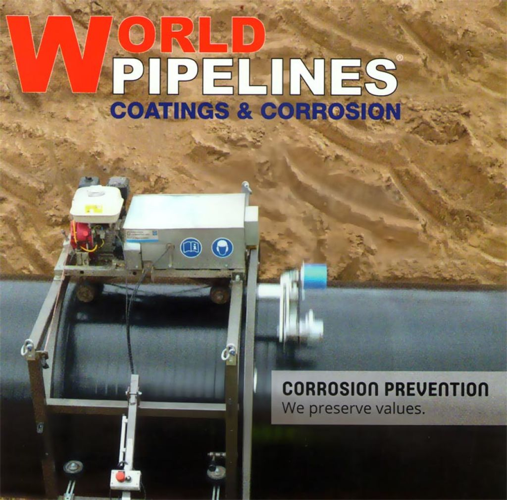 "Magazine ""WORLD PIPELINES"""