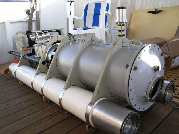 Underground Magneto Vision System for pipelines