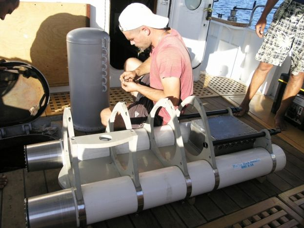Underwater Wireless Acoustic Video Communications Channel